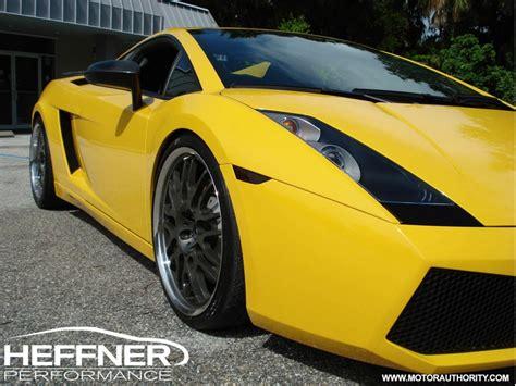 Heffner Lamborghini Gallardo Update Heffner Lamborghini Gallardo Tuned To 1 005hp At