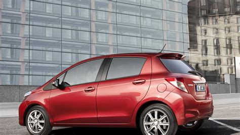 Toyota Yaris Suspension 2012 Toyota Yaris Performance Specifications Released