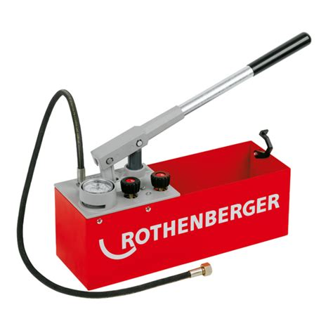 Plumbing Leak Detection Tools by Rothenberger Test 61004 International Trading