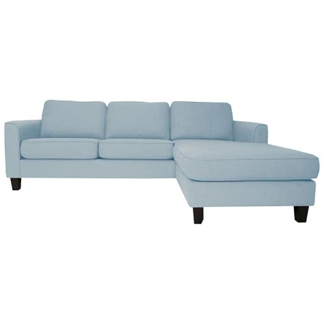 sofas with chaise on one end lewis portia rhf chaise end sofa duck egg review
