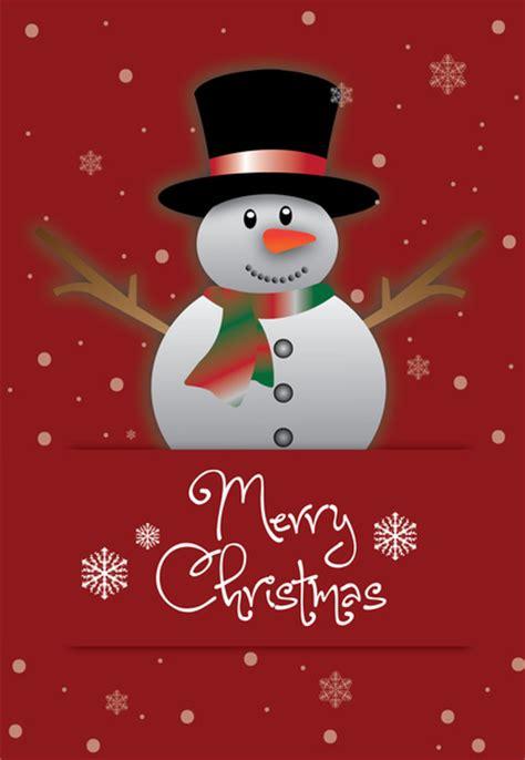snowman merry christmas  vector  adobe illustrator ai ai vector illustration graphic
