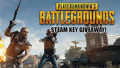 Playerunknown S Battlegrounds Giveaway Key - playerunkown s battlegrounds steam key giveaway mmorpg com news