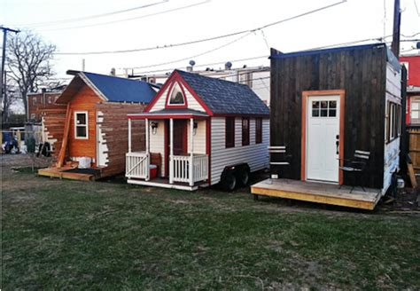 bus house for sale tiny house movement spawns whole communities of mini homes