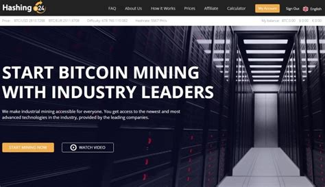 Hashing24 Makes Cloud Mining Inclusive by Hashing24 Review Trusted And Reliable Bitcoin Cloud