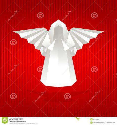 Engel Origami - wei 223 er origami engel lizenzfreies stockfoto bild 22425605