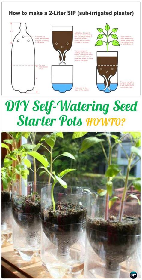 diy plastic bottle garden projects ideas gardening viral