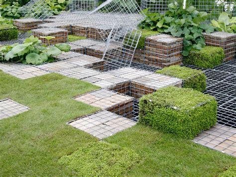 landscaped backyard ideas creative landscaping ideas hgtv