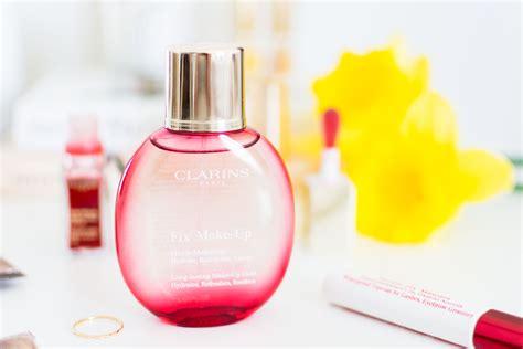 Clarins Makeup clarins fix makeup spray mugeek vidalondon
