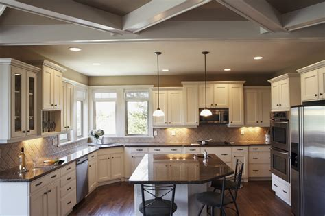 kitchen open white kitchen center island corner 143 luxury kitchen design ideas designing idea