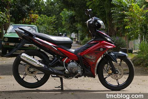 Lu Led Motor Jupiter Mx Lama sight impression the all new 2011 yamaha jupiter mx