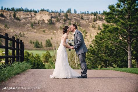 Spruce Mountain Guest Ranch Wedding   Abbey & Chris   John