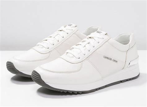 MICHAEL Michael Kors ALLIE Baskets basses optic white, Baskets Femme Zalando Ventes pas cher.com