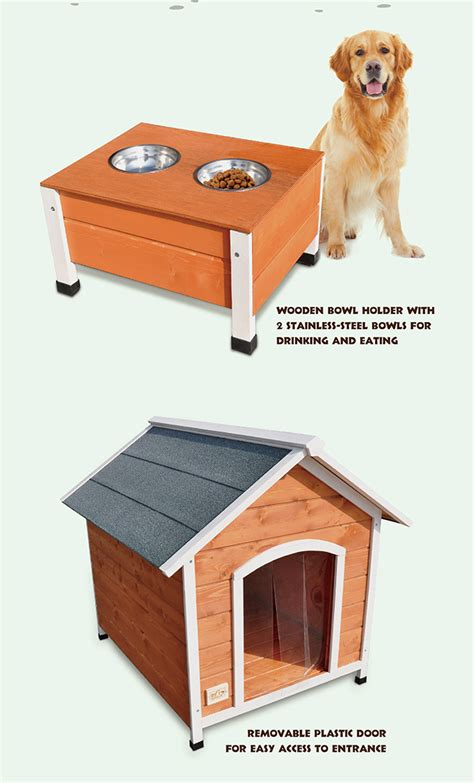 xxl dog house xxl luxury wooden dog house with removable porch floor crazy sales