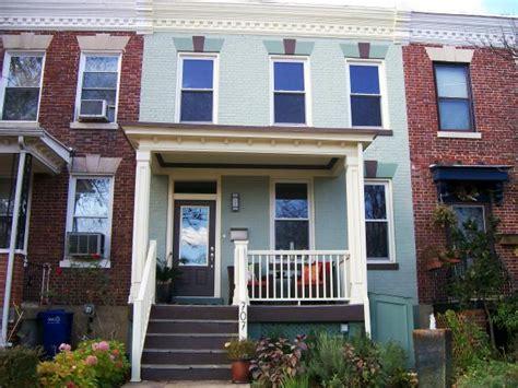 row house color ideas blazing a trail pioneer neighborhoods hgtv