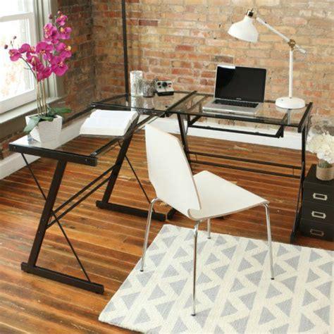 Walker Edison Corner Computer Desk White by Best 25 Corner Computer Desks Ideas On White