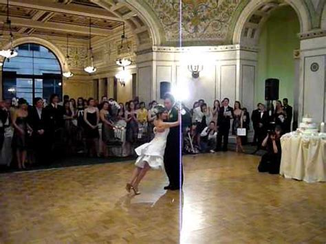 Larry and Anna's Wedding Tango   YouTube