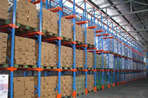 Drive In Pallet Racking by Drive In Racking Rack Master
