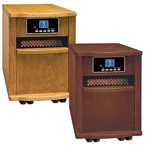 comfort zone infrared heaters comfort zone 174 extra large infrared cabinet heater www