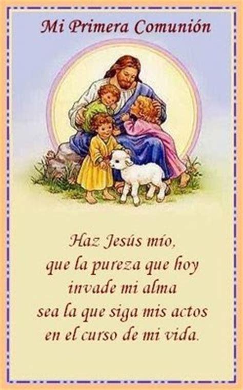 frases de la biblia para primera comunion catequistas del francesco tarjetas primera comuni 243 n