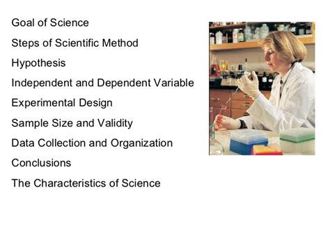 experimental design and data collection scientific method and experimental design