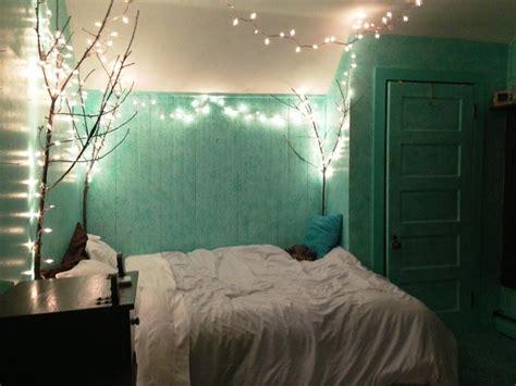 bedrooms with lights tumblr 9 quick and easy ideas to decorate your bedroom wonder