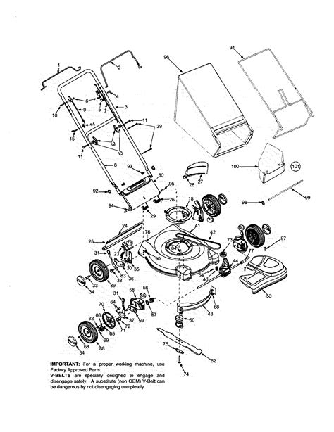 mtd mower parts 301 moved permanently