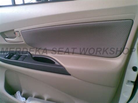 Sarung Jok Mobil All New Avanza 2013 Mbtech Pintu all new avanza door trim cover jok mobil malang merdekajok