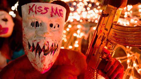 tutorial de kiss me election la noche de las bestias cr 237 tica de la purga 3