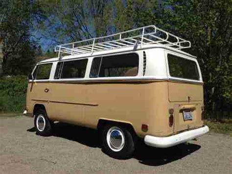 sell   vw deluxe transporter  spokane wa united states