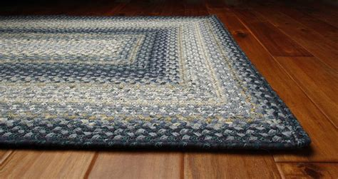 braided floor rugs change rug shape