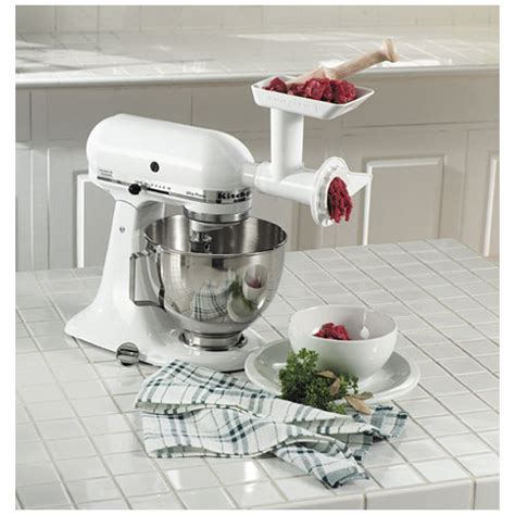 KitchenAid® Meat Grinder Stand Mixer Attachment (Fga