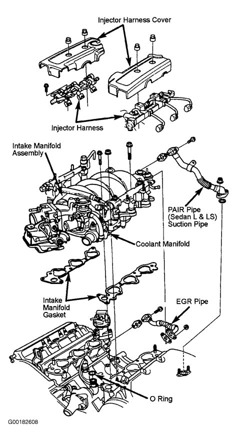 acura legend parts diagrams acura free image about