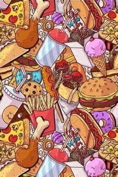 Samsung A3 2016 Motif Loreng Custom pizza wallpaper and background afbeelding food drawing