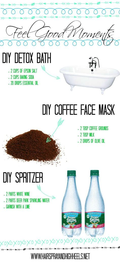 Does Coffee Help Detox by Feel Moments Diy Detox Bath Coffee Mask
