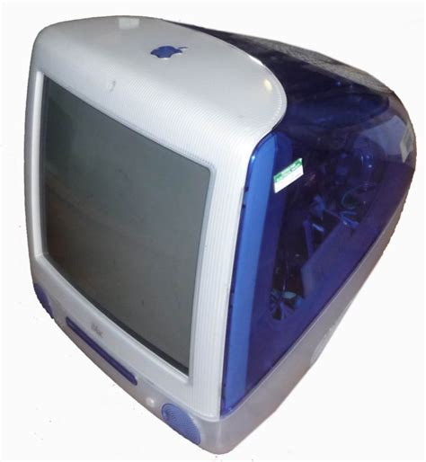 Mac Sunstrip Product 3 by Apple Imac G3 M5521 Indigo Computing History