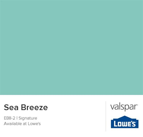 valspar color sea breeze from valspar paint pinterest valspar