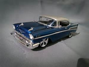 chevy bel air 57 glass model cars magazine forum