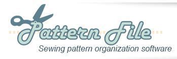sewing pattern organization software review giveaway patternfile sewing pattern organization