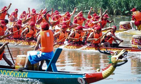 dragon boat festival in china people across china celebrate dragon boat festival 8 11