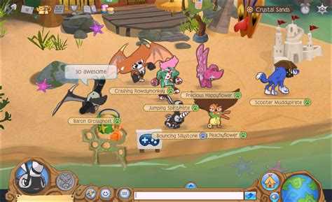 jams testing colors animal jam flash awesome beta pictures