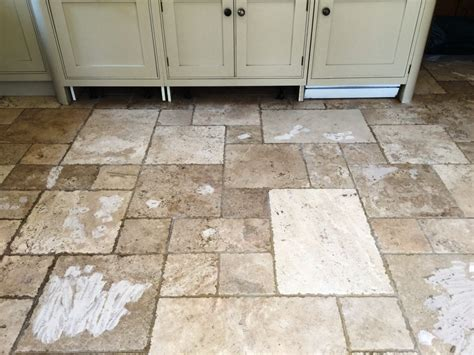 travertine kitchen floor cleaning and polishing tips for travertine floors