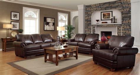 decorate  leather furniture interior