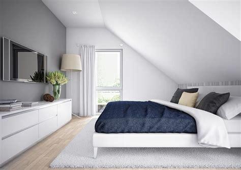 schlafzimmer dachschräge inneneinrichtung schlafzimmer satteldach haus edition 1