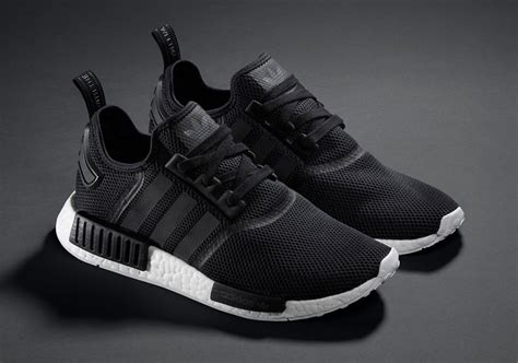 Sepatu Adidas Nmd Black White Anmd Bw adidas to release quot white quot nmd this saturday page 2 of 2 sneakernews