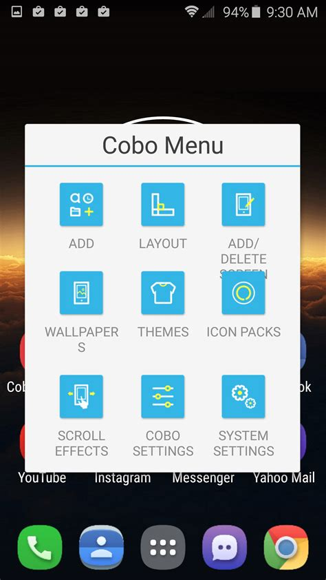 Cobo Launcher Themes Download | cobo launcher easily diy theme soft for android 2018