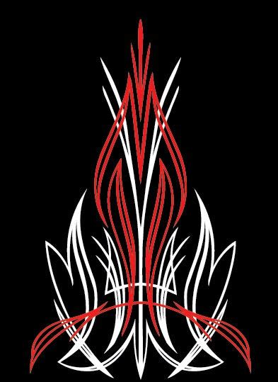 Auto Decals Pinstriping by Pin Custom Auto Pinstripe Decals On
