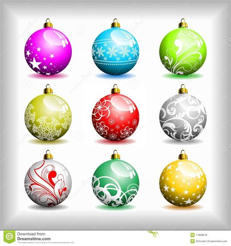 christmas bubbles royalty free stock photos image 11608678