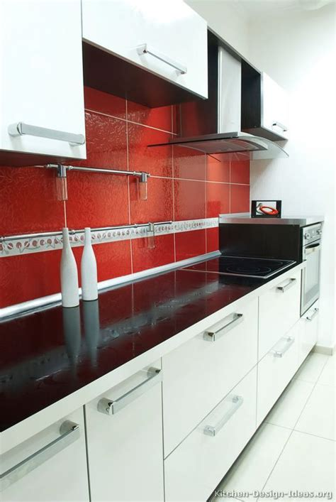 red tile backsplash kitchen 586 best images about backsplash ideas on pinterest