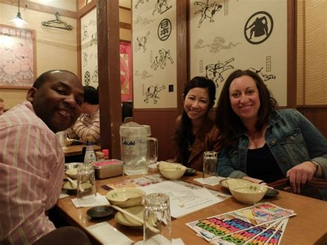 Mba Dinner Uw Foster Deloitte by Mba Study Tour In Japan Foster