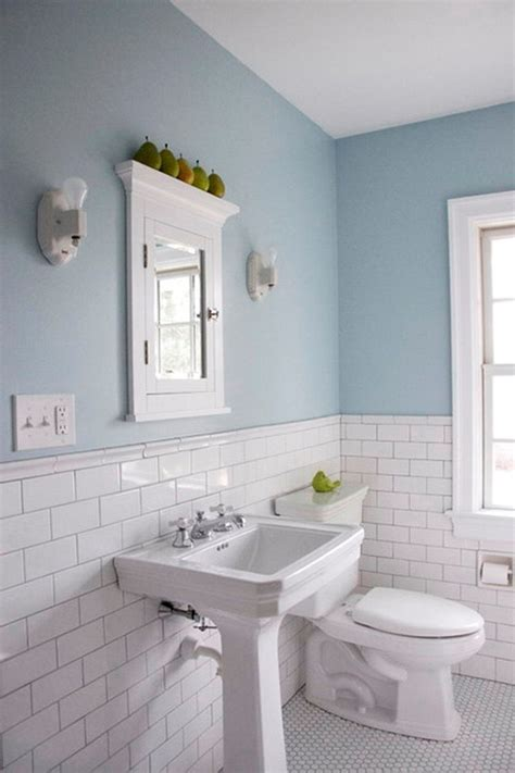 Subway Tile Bathroom Colors by Subway Color Combination Traditional Bathroom Floor Tile